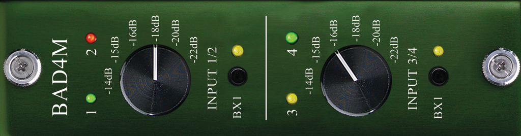 BURL Audio B16-BAD4M_F